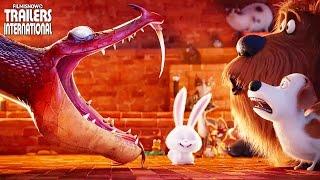 Pets - A Vida Secreta dos Bichos   Trailer Oficial #3 leg [animação] HD