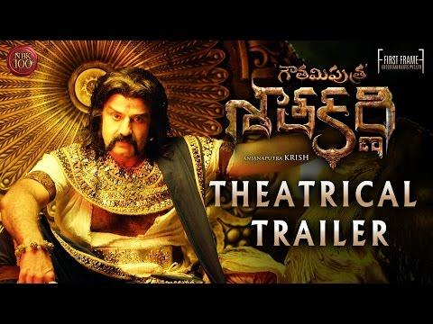 Xxx Mp4 Gautamiputra Satakarni Theatrical Trailer Nandamuri Balakrishna A Film By Krish NBK100 3gp Sex