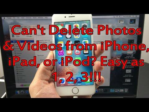 Xxx Mp4 All IPhones How To Delete Undeletable Photos Videos 3gp Sex