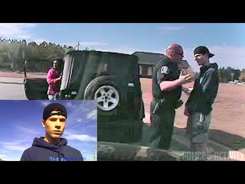 """Cop Fired After Challenging Teen To Fight For Yelling """"F**k the Police"""""""