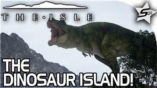 THE DINOSAUR ISLAND - The Isle Gameplay Part 1