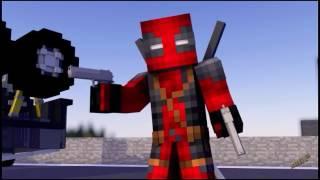 Minecraft DIED POOL 😅😅😅