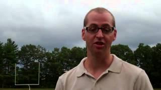 Thaler: #1 Exeter 24, #2 Pinkerton 20 - Sept. 8, 2012