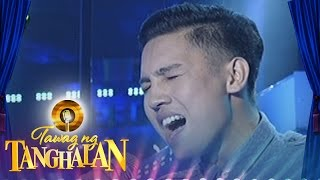 Tawag ng Tanghalan: Manly Ocampo | Let Me Be The One