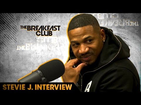 Xxx Mp4 Stevie J Talks Dating Faith Evans Young Dro And His New Show Leave It To Stevie 3gp Sex