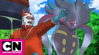 Pokemon | Team Neo-Flare | Cartoon Network