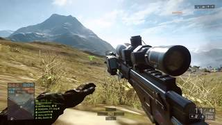 Battlefield 4 Special Forces Operation Ended Bad For The Sniper