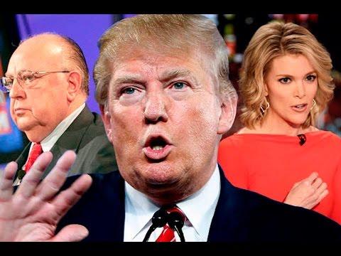 Donald Trump Vs. Fox News Round 2 FIGHT