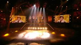 One Direction sing Torn - The X Factor Live Final (Full Version)