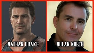Characters and Voice Actors - Uncharted 4: A Thief