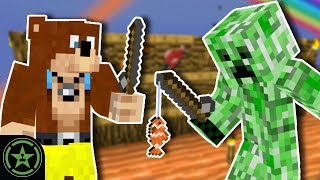 Let's Play Minecraft - Episode 290 - Fishing Rodeo and Jamboree VI (Sky Factory 31)