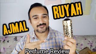 AJMAL RUYAH   DAHN AL OUD   Perfume Review