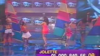 Jolette - Cancion del velero (La Academia 4)
