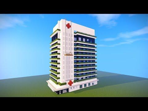 Xxx Mp4 Minecraft Tutorial How To Make A Hospital 3gp Sex
