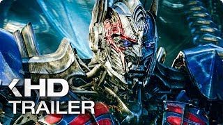 TRANSFORMERS 5 Trailer 2 German Deutsch (2017)