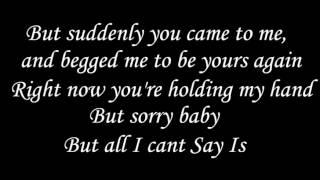 Killing Me Inside - The Tormented Lyrics