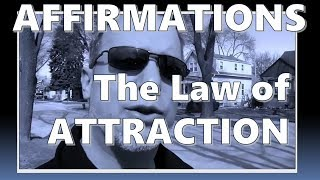 Affirmations: The Law of Attraction and The Gym