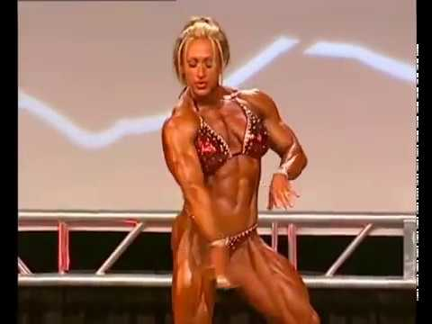 Ms. Olympia 2007 Heather Armbrust.mp4