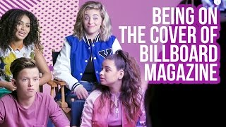 BEING ON THE COVER OF BILLBOARD MAGAZINE VLOG | Baby Ariel