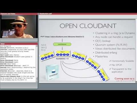 O Reilly Webcast Flexible Scaling with CouchDB Replication