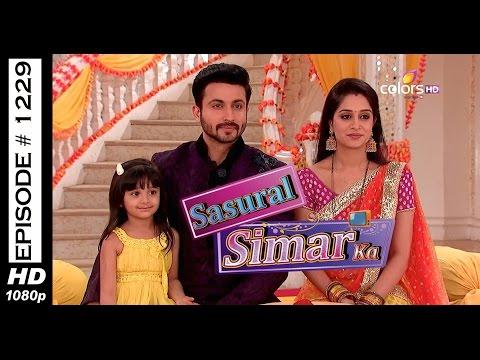 Sasural Simar Ka - 13th July 2015 - ससुराल सीमर का - Full Episode (HD)
