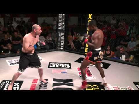 XCC Battle At The Border 10 Alka Matewa vs TJ Coletti