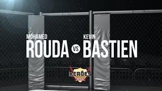 Heroes Combat League MMA   ROUDA vs BASTIEN