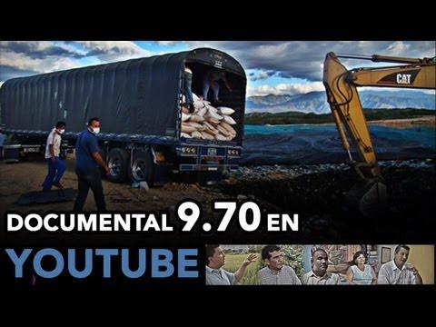 Documental 9.70 de Victoria Solano - Semillas en peligro (Monsanto en Colombia)