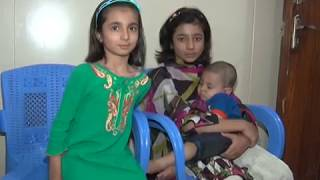 Nazia Iqbal Pa Rawat jail ke da Khpalo Bacho Ao Khawand Ao Ror Sare Da