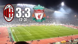 AC Milan 3-3 (2-3) Liverpool - 2004-05 UEFA Champions League Final