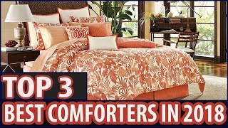 Best Comforters In 2018-Best Down Alternative Comforter
