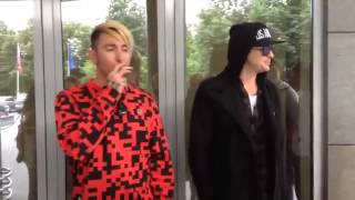 Danny and Da Kurlzz of Hollywood Undead Trying to Speak Russian