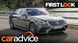 2018 Mercedes-Benz S-Class First Look   CarAdvice