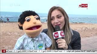 صبايا مع ريهام سعيد - شوف ريهام سعيد بتتكلم ازاي بطريقة بقلظ
