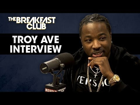 Xxx Mp4 Troy Ave Takes The Stand On The Breakfast Club Talks 2 Legit 2 Quit Street Cred More 3gp Sex