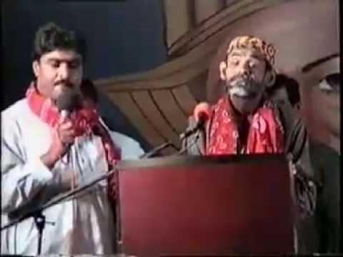 Shakir Shujabadi Live Stage Poetry Saraiki Mushaira Part 2