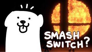 Un CANE su SMASH BROS Switch?