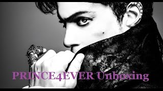 Prince | PRINCE4EVER | CD Unboxing