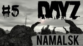 Surviving Namalsk In DayZ || Part 5 w/ Todd - It's cold up here..
