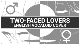 【ENGLISH COVER】 Two-Faced Lovers (裏表ラバーズ) 【SHELLAH】