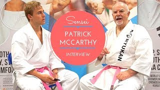 PATRICK McCARTHY INTERVIEW | KNX17: The Karate Nerd Experience 2017