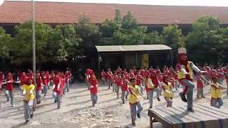 SENAM 10 TANDA GIZI BAIK DKMG DANCOW SDN SAMBI KEREP 1 SURABAYA