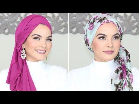 Xxx Mp4 3 Estilos De Hijab Para El VERANO OMAYA ZEIN 3gp Sex