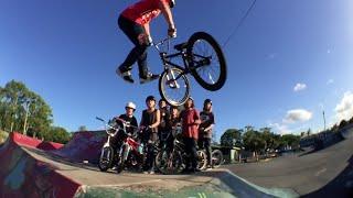 Lil Pros BMX Tour AUSTRALIA: Day 2 - Beenleigh Skatepark, Queensland