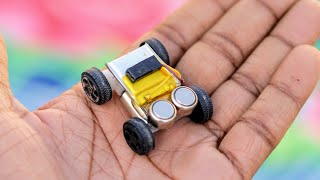 How to Make a Mini Electric Car (EASY)