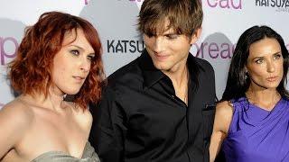 Rumer Willis on Ashton Kutcher Dating Demi Moore: 'It Was Definitely Weird'