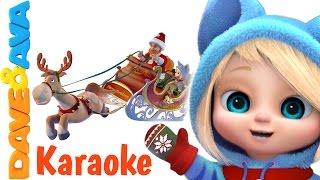 🐑 Baa Baa Black Sheep - Karaoke! | Nursery Rhymes Collection from Dave and Ava Baby Songs 🐑