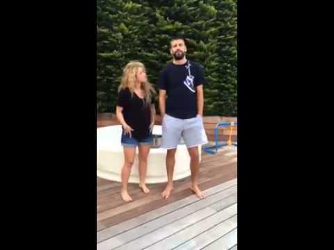 Xxx Mp4 Shakira And Pique ALS Ice Bucket Challenge 3gp Sex