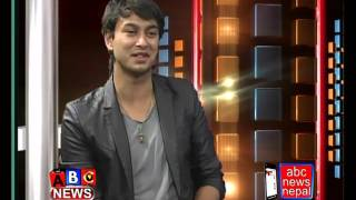 LIMELIGHT with  Pradip Khadka by Sagar Pradhan, ABC Television, Nepal