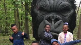 Part 2 Weekend Break at Chessington World of Adventure and Go Ape